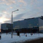 Complexe des Sciences vu du coté Outremont